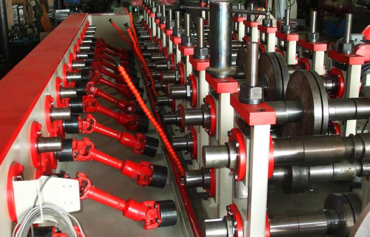 roll form, roll form hattı, roll form makinaları, roll form makinası, rollform, rollform hattı
